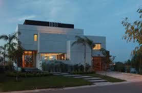 minimalist house design cubic like form composition style home