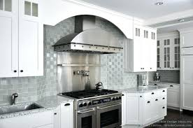 kitchen backsplash images white cabinets subway tiles gallery