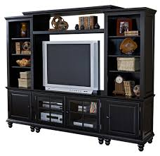 amazon com hillsdale grand bay small entertainment wall unit
