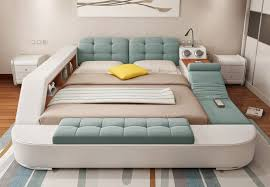 this multi functional bed is so sick it will put an end to your