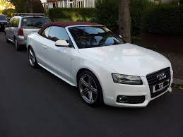 audi a5 roof audi a5 convertible s line roof limited edition