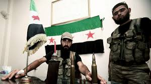 Rebel Syrian Flag Syria U0027s Phantom U201cmoderate Rebels U201d Return From The Dead