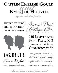 wedding invitation program wedding invitation program caitlin jo