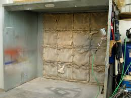 photo booth for spray booth for a small shop popular woodworking magazine