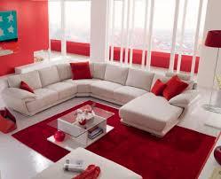tappeto moderno rosso tappeto moderno a tinta unita in fibre sintetiche