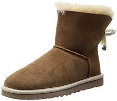 womens ugg selene mini boot amazon com ugg australia s selene chestnut sheepskin boot