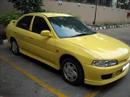 mitsubishi yellow mitsubishi lancer paints coats thread suggestions solicited