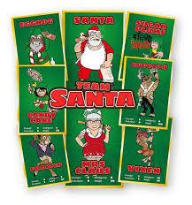 santa vs jesus u201d a blasphemous card game for the whole family