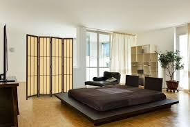 japanese bed room home design interior