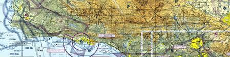 Santa Barbara Map Paragliding Airspace Regulations Eagle Paragliding