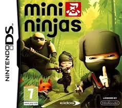 mini ninjas apk 4177 mini ninjas eu sweetnds nintendo ds nds rom