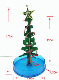 growing christmas tree christmas lights decoration
