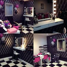 hair and makeup station salon makeup station style guru fashion glitz style