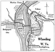 Wv Map West Virginia City Maps At Americanroads Com