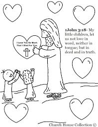creative idea jesus loves coloring pages printables jesus loves