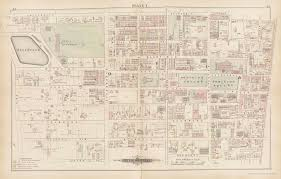 Map Of Montreal Map Du Jour Atlas Of The City And Island Of Montreal Henry W