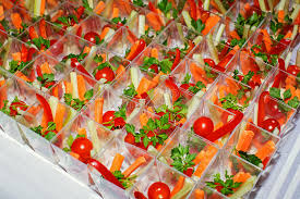 mini canape mini canape with vegetables stock image image of cold nobody