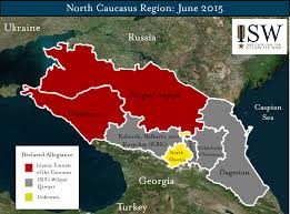 United States Of Islam Map by Isis Declares Governorate In Russia U0027s North Caucasus Region