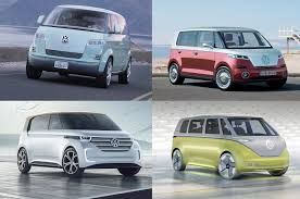 volkswagen microbus 2017 4 volkswagen microbus concepts from the past and present motor trend