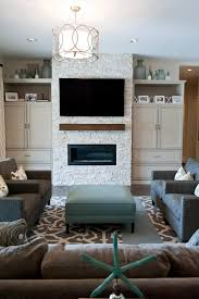 large living room interior having white lacquer tall narrow f