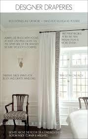Decorative Trim For Curtains Best 25 Drapery Styles Ideas On Pinterest Drapery Designs