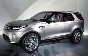 futuristic land rover discovery vision concept unveiled design milk