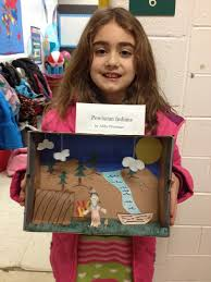image result for powhatan diorama homeschooling pinterest