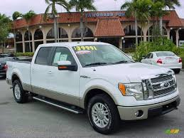 f150 ford lariat supercrew for sale 2009 ford f150 lariat supercrew 4x4 in oxford white a00375 jax