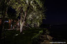 how to light up the front of your house landscape lighting design