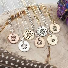 customize your own necklace chakra charm necklace customize your own chakra necklace
