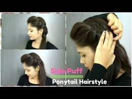 easy indian hairstyles for school 3 easy everyday messy bun hairstyle for school college work