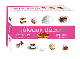 coffret livre de cuisine livre mini coffret gâteaux décorés catherine moreau hachette