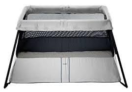 baby bjorn travel crib light amazon com babybjorn travel crib light 2 silver discontinued by