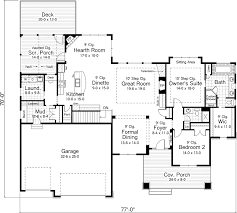 craftsman floorplans story house floor plans bedroom craftsman home design 4 ranch