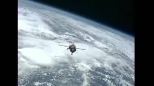 soyuz undocking reentry and landing youtube