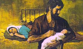 this christmas become like st joseph the faithful father