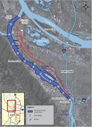 Maps Portland by Portland Harbor Superfund Site
