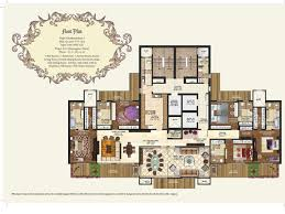 mahagun manorial floorplan