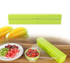 distributeur cuisine cuisine outil feuille s accrochent wrap distributeur en