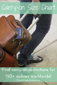 best 20 airline carry on size ideas on pinterest carry on size