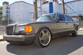 mercedes 420sel 1988 mercedes 420sel for sale in staten island ny united states
