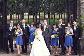 blue bridal party dresses holiday dresses