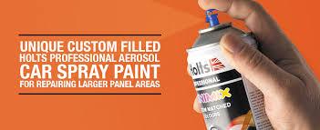 car spray paint holts custom colour professional aerosol mpex