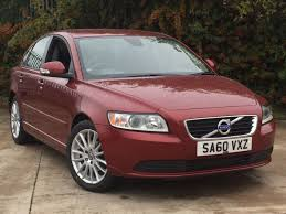 used volvo s40 cars for sale motors co uk