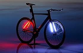 Light Bicycle Amazon Com Ledbylite Led Bicycle Frame Lights Cycling Safety