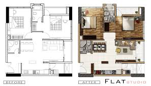 Floor Plan Renderings Architecture Plan Render By Photoshop Part 2 Youtube