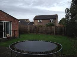 Trampoline Backyard 15 Crafty Diy Projects For Your Old Trampoline