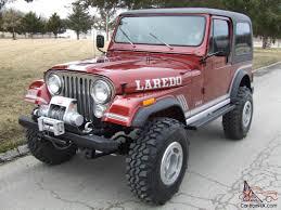jeep 1985 jeep cj7 laredo 4 2l automatic awsome