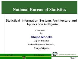 national bureau of statistics slide 1 national bureau of statistics statistical information