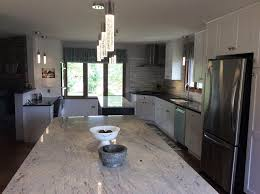 white kitchen cabinets with river white granite river white granite kitchen traditional with counter height